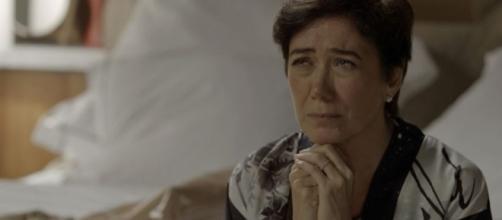 Na novela ¨A Força do Querer¨, Silvana sofre com problemas de jogos. ( Foto: Reprodução)
