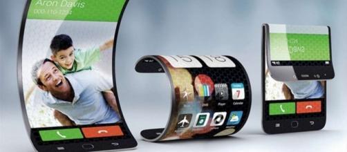 Samsung Galaxy X: lo smartphone pieghevole