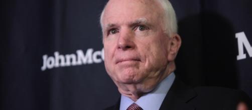 Senator John McCain proves decisive vote - Flickr