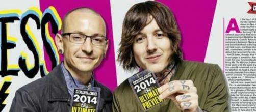 Site afirma que vocalista do Bring Me The Horizon substituirá Chester em turnê em sua homenagem