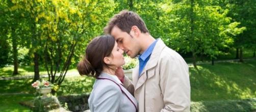 Tempesta d'amore Adrian e Clara