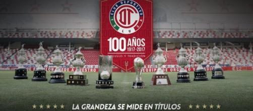 Toluca celebra sus 100 años con victoria | La Raza 1400am / 1470am ... - laraza1400.com