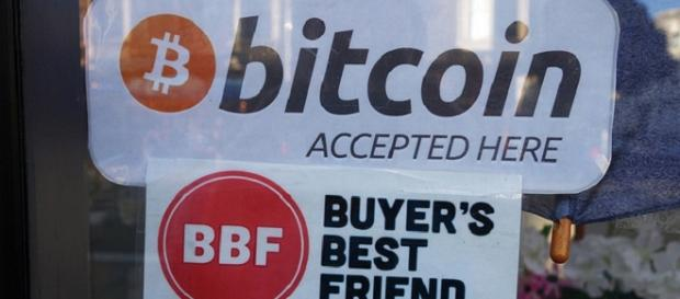 Bitcoin sign photo by Adam Dachis credits:flickr https://www.flickr.com/photos/dachis/13753422454