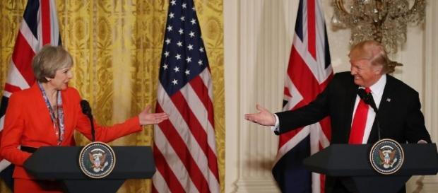 Britain risks EU row as May signs deal to begin negotiating major ... - thesun.co.uk