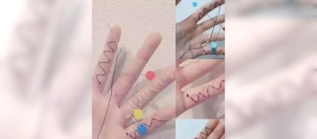 Desenho japonês influencia jovens chineses a costurarem sua própria pele. ( Foto: Reprodução)
