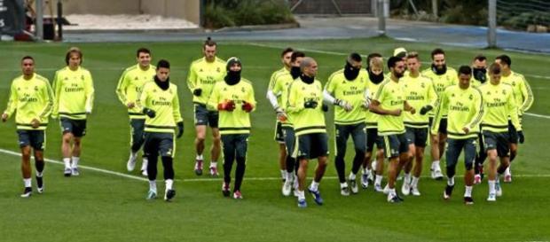 El 5 de enero, entrenamiento a puertas abiertas del Real Madrid ... - marca.com