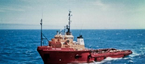 Embarcações da Marinha Mercante (Foto: Reprodução)