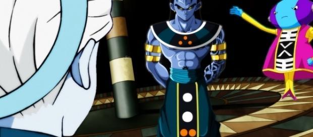 FanArt de la parte maligna de un Dios Destructor en el Torneo del Poder.