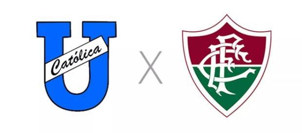Fluminense conseguiu grande vantagem na partida de ida (Foto: Reprodução/ Montagem)