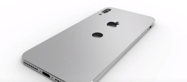 iPhone 8's latest concept design - YouTube/EverythingApplePro