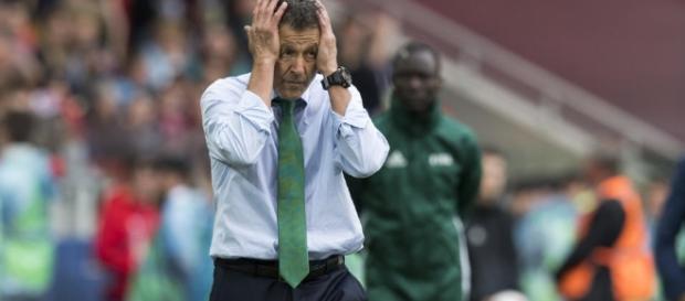 Juan Carlos Osorio explotó contra los árbitros y se fue expulsado ... - univision.com