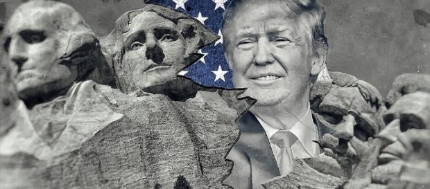 The 45th President conveys his ire through tweets.https://pixabay.com/en/trump-usa-america-donald-trump-2115838/