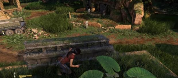 """""""Uncharted: The Lost Legacy"""" reveals a new gameplay video - YouTube/PlayStation"""
