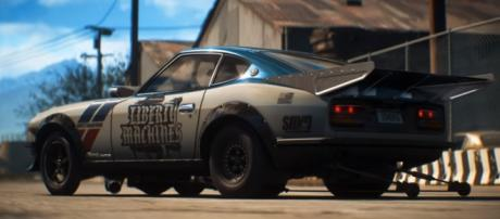 Need for Speed Payback Official Customization Trailer - YouTube/Need for Speed