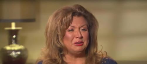 Abby Lee Miller breaks down on camera--Image by Dance Facts/YouTube