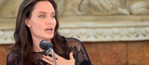 Angelina Jolie, prima intervista dopo il divorzio da Brad Pitt