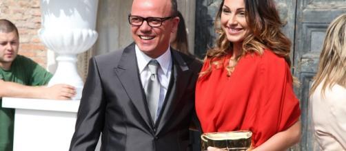Anna Tatangelo e Gigi D'Alessio, crisi dopo undici anni di convivenza?