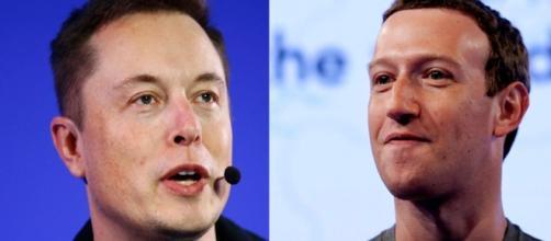 Billionaire CEOs Mark Zuckerberg, Elon Musk clash over artificial ... - ctvnews.ca