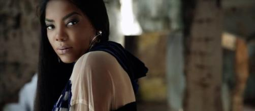 Cantora de pop/funk Ludmilla começa a gravar participação em filme na semana que vem (Foto: Reprodução/Facebook)