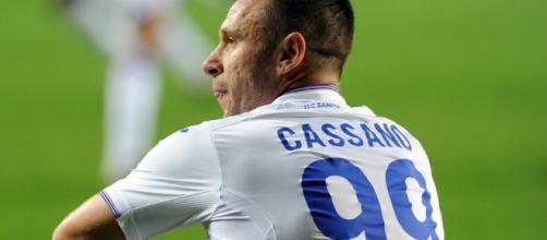 """Cassano, parla la moglie Carolina: """"Antonio non voleva ... - novantesimo.com"""