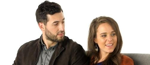 """Counting On"" stars Jinger Duggar and Jeremy Vuolo. - TLC/YouTube"
