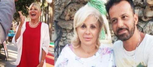 Da sinistra Gemma Galgani, Tina Cipollari e Kikò Nalli