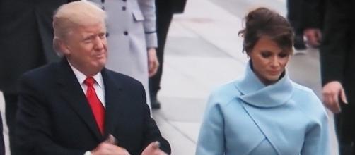 Donald and Melania Trump (Image via Campolongo/Flickr)