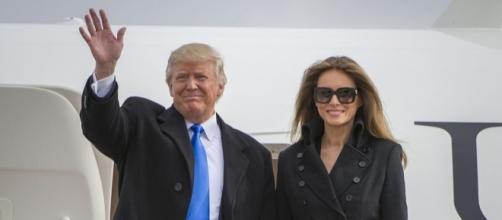 Donald Trump's secret girlfriend in Florida (Image Source: Wikimedia Commons)