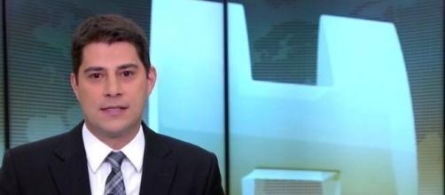 Evaristo Costa deixa a Globo; saiba detalhes.
