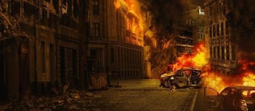 Free illustration: City, War, Destroyed, Destruction - Free Image ... - pixabay.com