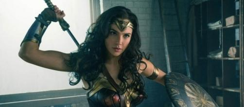 Gal Gadot as Wonder Woman/Photo via BagoGames, Flickr