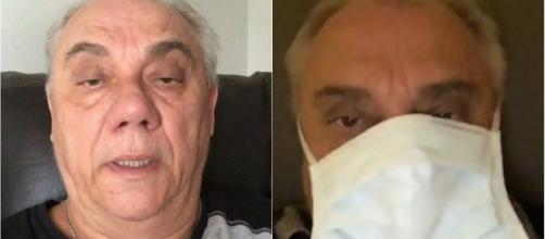 Marcelo Rezende explica por que abandonou quimioterapia (Foto: Reprodução)