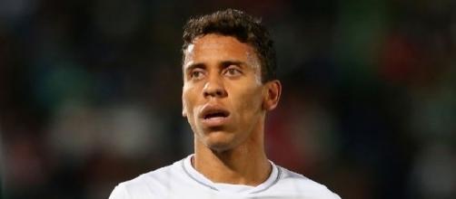 Marcos Rocha é jogador do Galo (Foto: Reprodução)