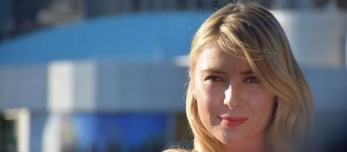 Maria Sharapova of Russia (Wikimedia Commons - wikimedia.org)