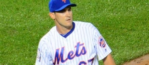 Mets pitcher, Seth Lugo-Flickr