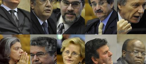 Ministros do STF - Supremo Tribunal Federal