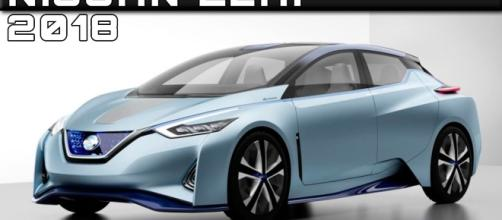 Nissan Leaf 2018 will feature the e-Pedal. Image credit - Top Car Review/YouTube.