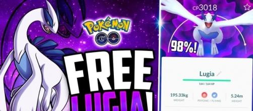 'Pokemon Go': giveaway Lugia acting strange, players has another headache(StraightUpKnives/YouTube Screenshot)