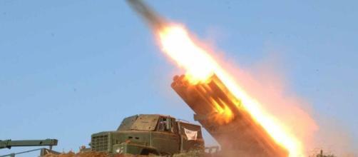 Prueba balística: Corea del Norte lanza un misil balístico que cae ... - publico.es