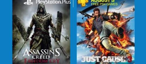 PS Plus free games lineup august 2017 - (Image via PlayStation/YouTube)