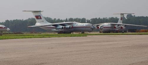 Pyongyang Sunan International Airport (credit – Clay Gilliland – wikimediacommons)