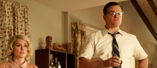 Suburbicon': Matt Damon Is Not Happy in First-Look Images ... - hollywoodreporter.com