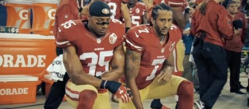 The Impact of Colin Kaepernick's National Anthem Kneel   NFL Network from YouTube/NFL Network