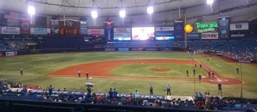 Tropicana Field, home of the Tampa Bay Rays (Wikimedia ... - wikimedia.org)