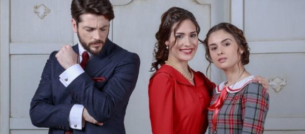 Anticipazioni spagnole Il Segreto: due bambini in arrivo?