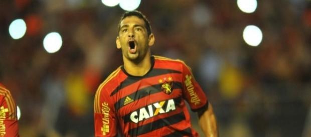 Diego Souza é jogador do Sport