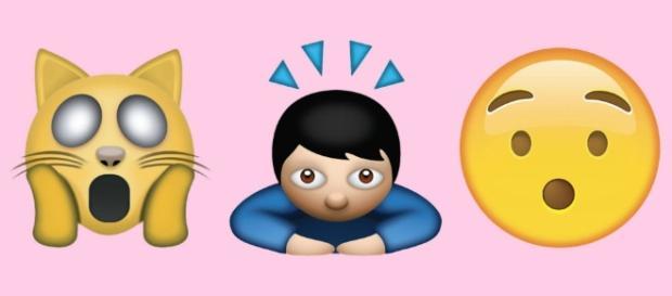 O uso de emojis é comum em conversas virtuais - Google