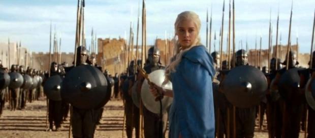 How does Daenerys Targaryen Know To Speak Valyrian? - [Image source: Youtube Screen grab]