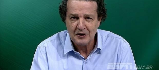 Juca Kfouri é jornalista da ESPN Brasil. ( Foto: Divulgação/ESPN)