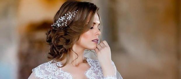 Ksenia Kalugina é a noiva de quem se fala (Foto: Reprodução/Rede Sociais)
